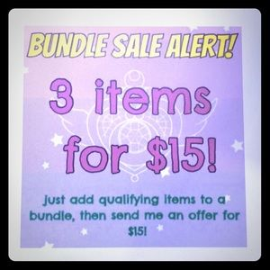 Other - 🌸ANY ITEMS $10 & UNDER QUALIFY FOR THIS SALE!🌸
